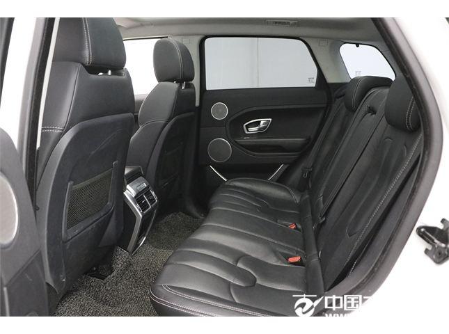 路虎 揽胜极光 2014款 2.0T 5门耀动版
