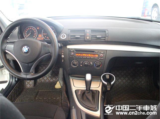 宝马 宝马1系(进口) 2008款 120i 自动挡