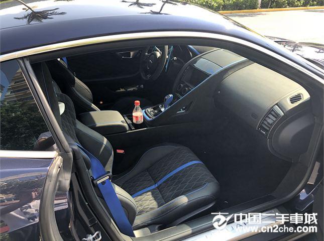 捷豹 捷豹F-TYPE (进口) 2016款 3.0T V6 S 硬顶版