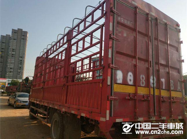 江淮 江淮格爾發A系列 載貨車 A5中卡 200馬力 4X2 6.8米排半欄