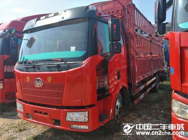 一汽解放 J6 j6L    240马力 6.8仓栏载货车