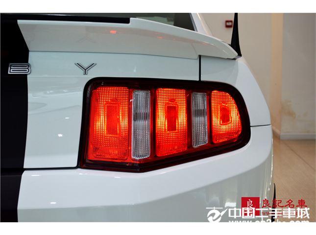 福特 野马(进口) 2012款 Shelby V8 5.4L 手动 豪华版 SVT改装