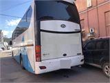 金龙 海格客车 S8 KLQ6885Q 5.9 MT 柴油版 -L/5档  天窗