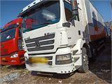 陕汽重卡 德龙M3000 德龙新M3000 245马力 6X2 9.6米厢式载货车