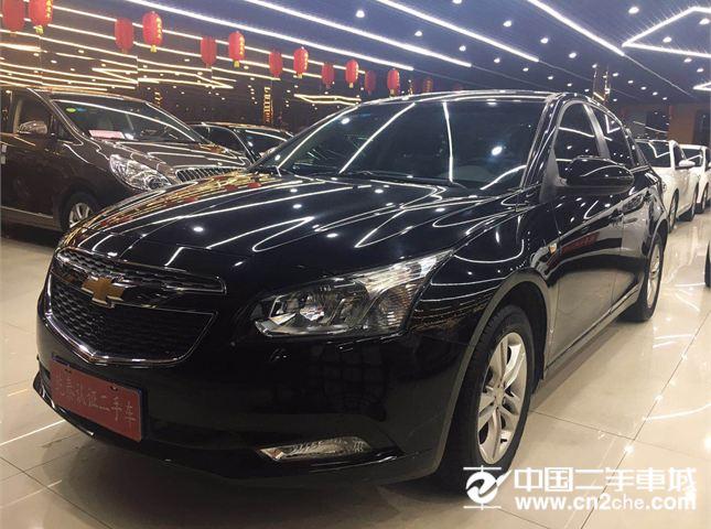 2015款二手上海通用雪佛兰雪佛兰1.5LSEAT经典版价格5.90万