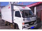 江铃 顺达 4.2米厢式货车