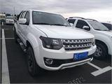 黄海 黄海N2 2015款  2.8T 手动 四驱 至尊版 柴油