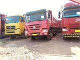 中国重汽 豪沃 380马力6x4