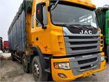 江淮 江淮格尔发K系列 载货车 K5ⅡX重卡 240马力 6X2 7.8米仓栅式载货车(HFC5251CCYP2K2D46S1V)