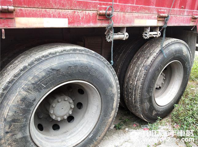 一汽解放 J6P 载货车 重卡 370马力 8×4 载货车 CA5310XXYP66K24