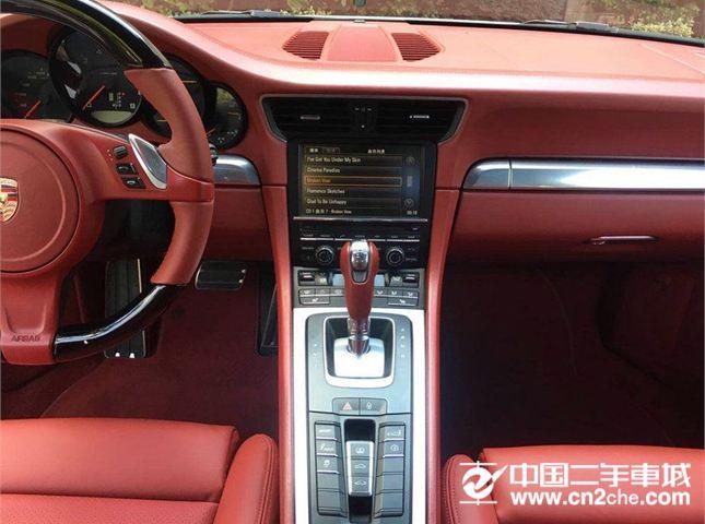 保时捷 911 2015款 Carrera Cabriolet Style Edition