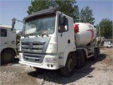 三一重工 三一重工专用车 低价出售二手混凝土搅拌罐车8-22方三一上装三一德龙豪沃欧曼