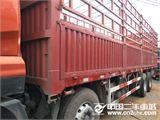 東風 天龍 重卡350馬力 前四后八 倉柵車
