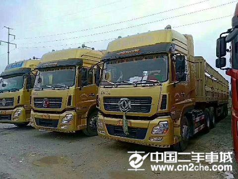 东风 天龙 牵引车 重卡 450马力 6X4