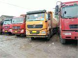 陕汽重卡 德龙M3000 自卸车 重卡 350马力 8×4 自卸车(SX3310HB346B)