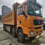 陕汽重卡 德龙X3000 自卸车  重卡 430马力 8×4 自卸...
