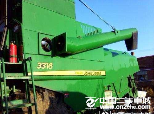 约翰迪尔 农用机械 约翰迪尔-3316联合收割机