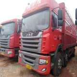 江淮 江淮格尔发K系列 K3X重卡 标载型 240马力 6X2 8.5米栏板载货车(HFC1251P2K2D50S1V)