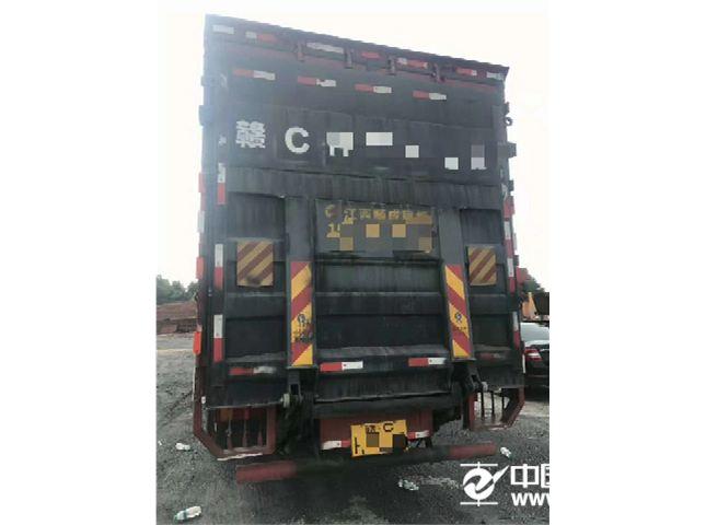 东风 天龙  220马力 6×2 厢式重型厢式货车
