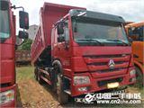 中国重汽 豪沃 自卸车 380马力 国五