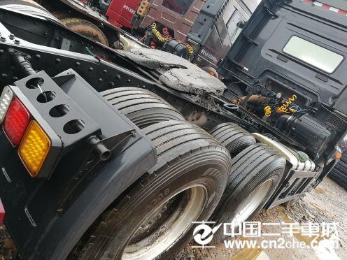 青岛解放 JH6 460马力,牵引车
