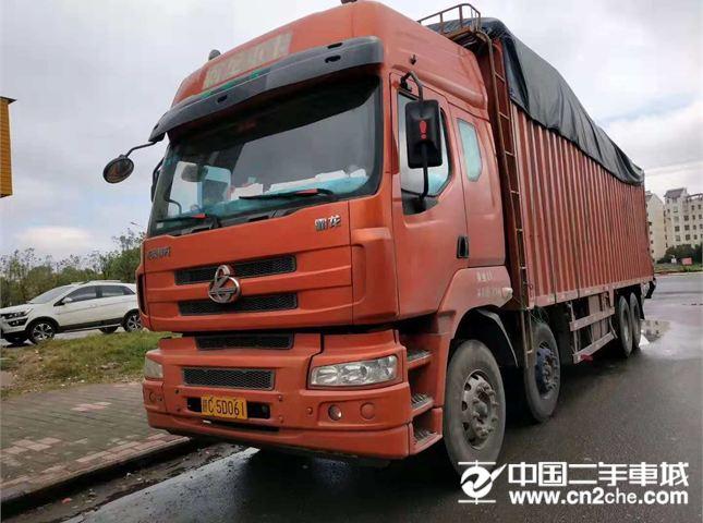 东风柳汽 霸龙 载货车  重卡  8x4 前四后八