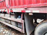 青岛解放 JH6 载货车 JH6重卡 350马力 8X4 9.5米仓栅式载货车