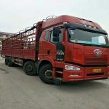 一汽解放 J6P 载货车 重卡 420马力 8×4 仓栅式 排半 ...