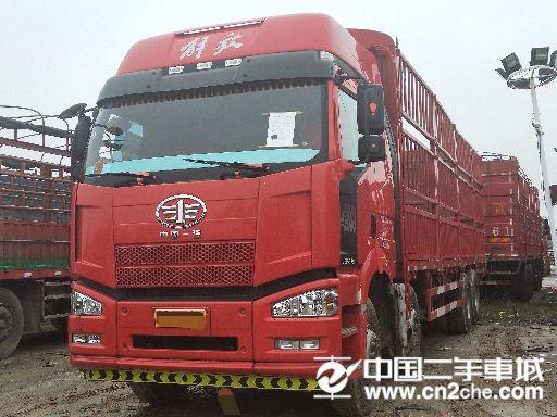 一汽解放 J6 国四载货车9.6米