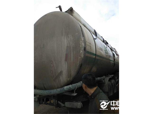 中国重汽 豪沃 水泥罐车