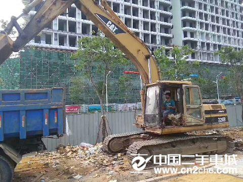 卡特重工 卡特重工挖掘機 卡特320BvL