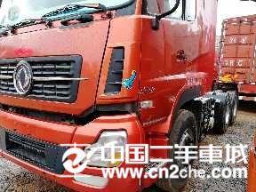東風 天龍 420馬力牽引車