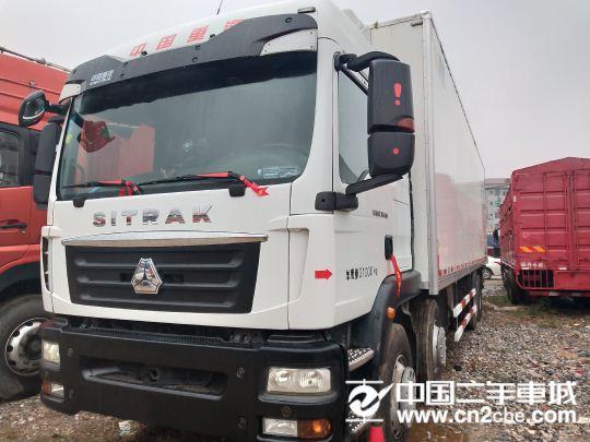 中国重汽 汕德卡 冷藏车  0  2