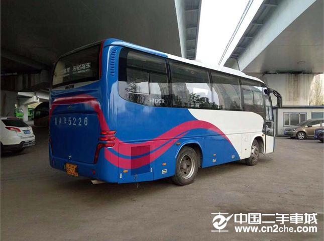 金龙 海格客车 6796