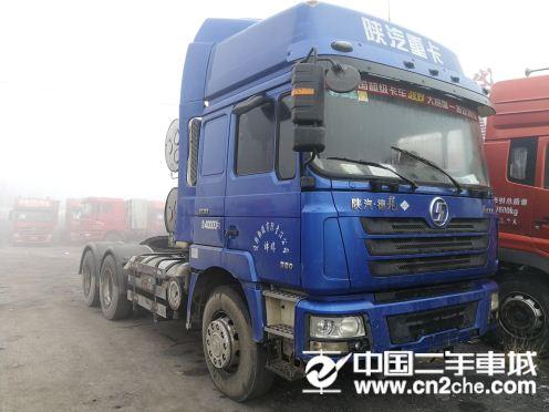 陕汽重卡德龙F3000重卡380马力6X4(天然气)价格16.80万
