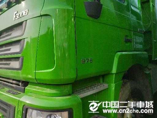 陕汽重卡 德龙F3000 綠色环保后八轮