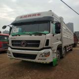东风 天龙 载货车 270马力 8×2 仓栅式载货车(DFL5311CCYAX11B)
