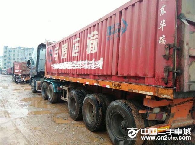 江淮 江淮格尔发k系列 牵引车 k5重卡 440马力 6x4牵引车(hfc4251p12