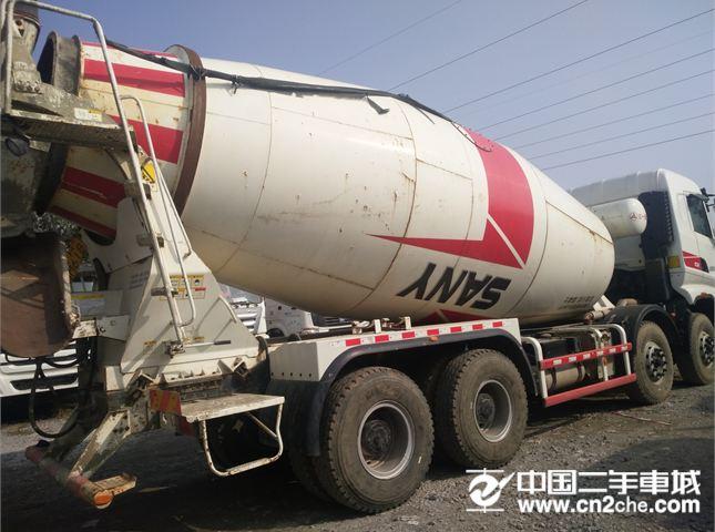 三一重工 三一重工货车 水泥搅拌罐车