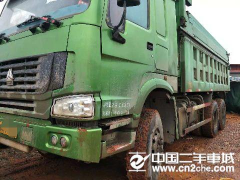 中国重汽 豪沃 精品后八轮