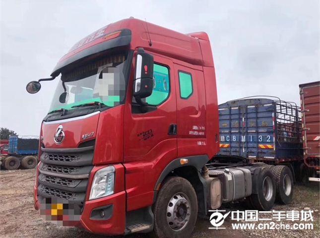 东风柳汽 乘龙 H7重卡 430马力 6X4