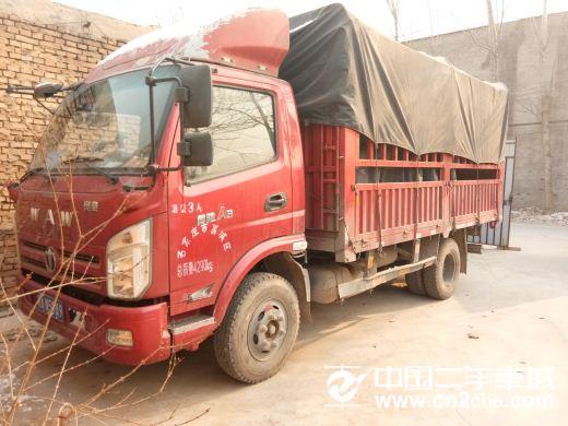 奥驰 载货车 4.2米高栏货车