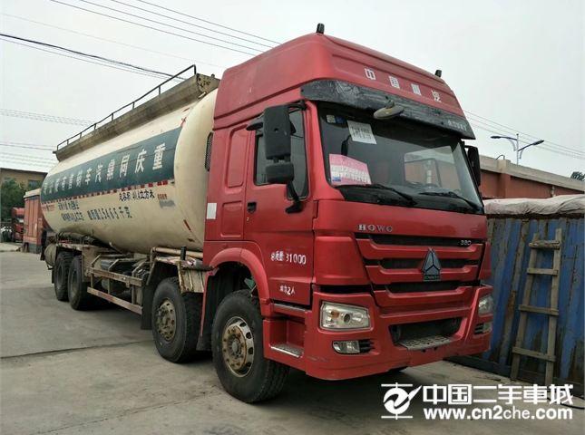 福田 专用车 出售二手前四后八散装水泥罐车欧曼天龙解放豪沃德龙华凌等罐车