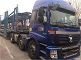 福田 欧曼 欧曼ETX 6系重卡 430马力 6X2牵引车(BJ4253