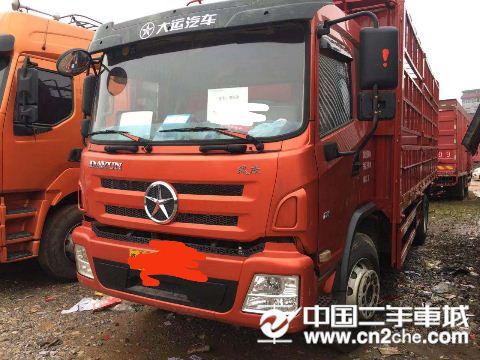 大運汽車 N6 載貨車 重卡 220馬力 4X2 前二后四  廂式