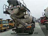 中国重汽 搅拌车 混凝土搅拌车 搅拌车