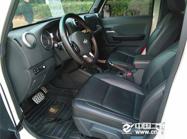 北京汽车 40L 2016款  2.0T 手动两驱豪华版