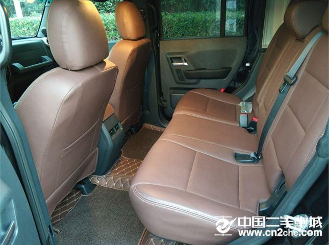 北京汽車 40L 2016款  2.0T 手動兩驅豪華版