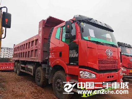 一汽解放 J6 牵引车 重卡 420马力 6X4   (55周年纪念版)