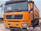 陕汽重卡 德龙X3000 430马力,8.6米车厢